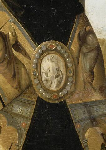face, recto, avers, avant ; détail © 1989 RMN-Grand Palais (musée du Louvre) / Daniel Arnaudet