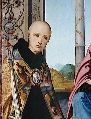 face, recto, avers, avant ; détail © 1996 RMN-Grand Palais (musée du Louvre) / Jean-Gilles Berizzi