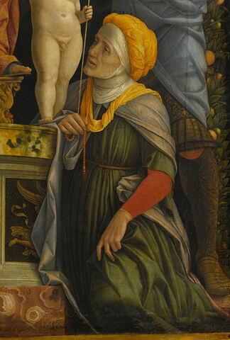 face, recto, avers, avant ; détail © 2008 RMN-Grand Palais (musée du Louvre) / Jean-Gilles Berizzi
