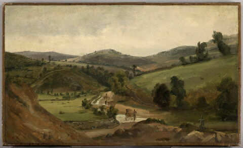 Paysage (Auvergne?)