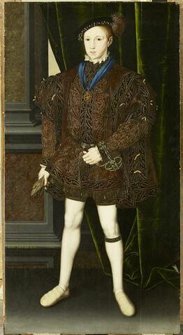 Édouard VI (1537-1553), roi d'Angleterre