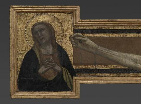 face, recto, avers, avant ; détail © 2013 RMN-Grand Palais (musée du Louvre) / Adrien Didierjean