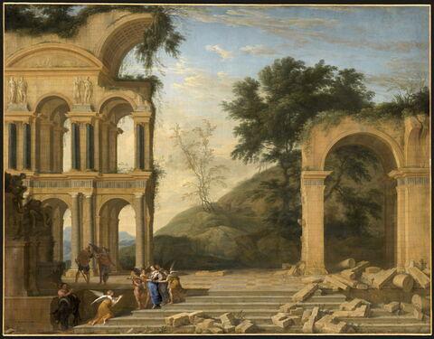 face, recto, avers, avant ; vue d'ensemble ; vue sans cadre © 2008 RMN-Grand Palais (musée du Louvre) / Jean-Gilles Berizzi