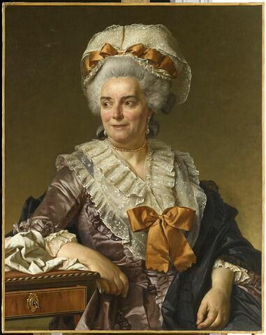 Madame Charles-Pierre Pécoul, née Potain, belle-mère de l'artiste.
