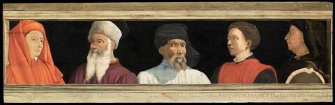 Cinq maîtres de la Renaissance florentine : Giotto, Uccello, Donatello, Manetti, Brunelleschi