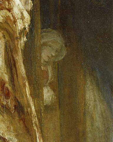 face, recto, avers, avant ; détail © 2009 Musée du Louvre / Erich Lessing