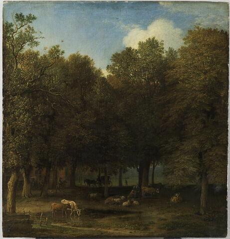 Le Bois de La Haye