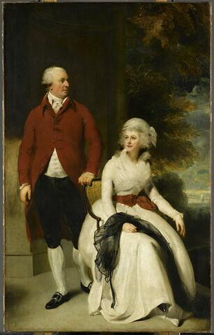 Portrait de Mr et Mrs John Julius Angerstein
