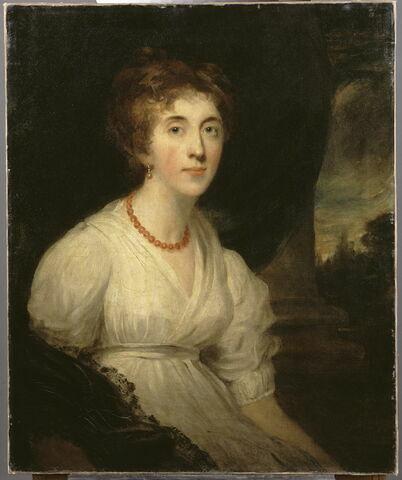 Portrait de Mrs John George Montagu,dit autrefois La comtesse d'Oxford
