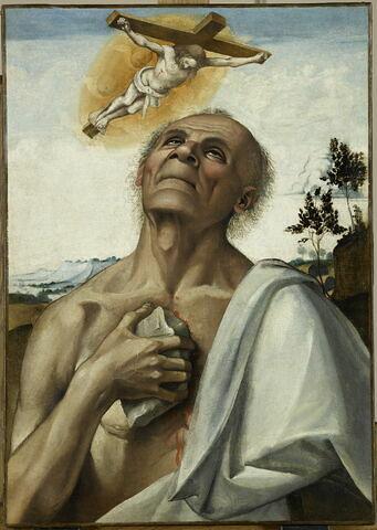 Saint Jérôme en extase