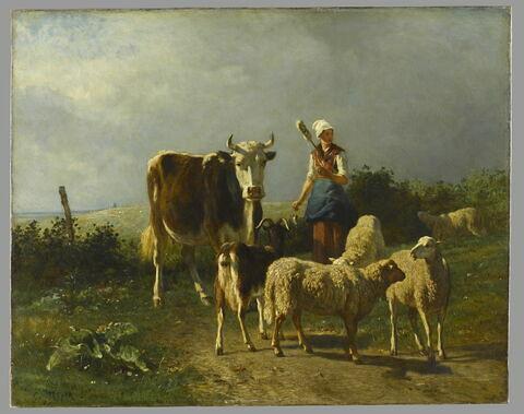 Le petit troupeau