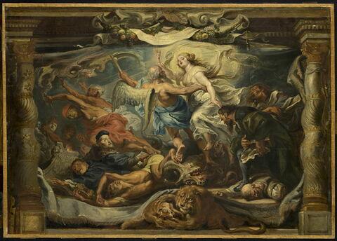 La Victoire de l'Eucharistie sur l'hérésie