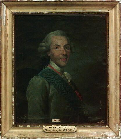 Portrait du Dauphin Louis de France (1729-1765)