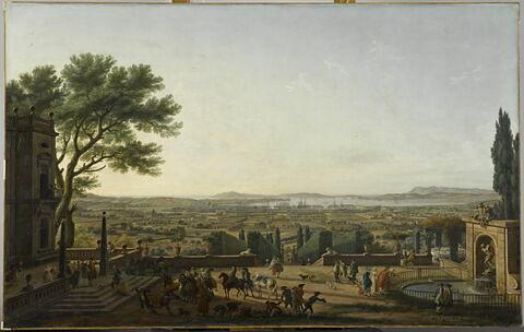 La Ville et la rade de Toulon