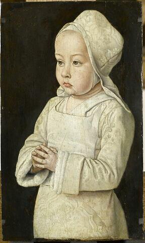 Suzanne de Bourbon, dit enfant en prière