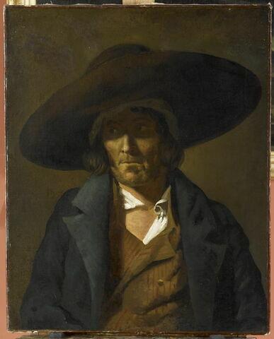 Portrait d'homme, dit le Vendéen