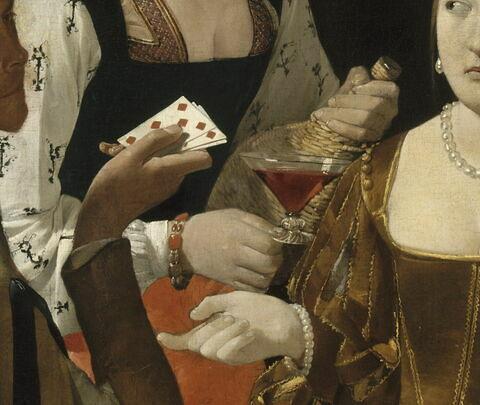 face, recto, avers, avant ; détail © 1997 RMN-Grand Palais (musée du Louvre) / Gérard Blot