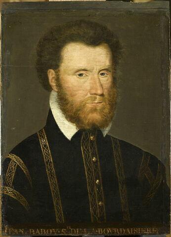 Jean Babou, seigneur de la Bourdaisière (1511-1569)