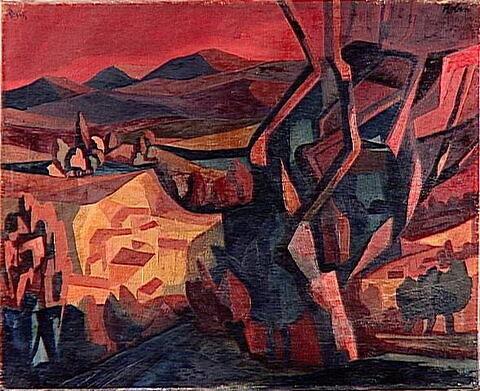 Paysage du Var