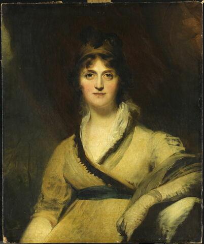 Portrait de la comtesse d'Inchiquin  (1750-1820)