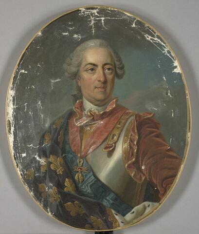 Louis XV (1710-1774), roi de France