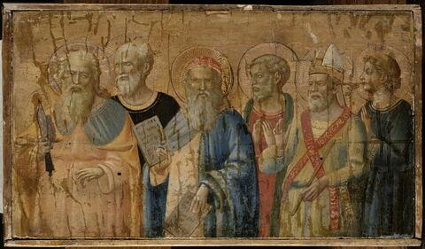 Six personnages de l'Ancien Testament