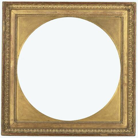 face, recto, avers, avant ; vue d'ensemble ; vue avec cadre © 2005 RMN-Grand Palais (musée du Louvre) / Gérard Blot