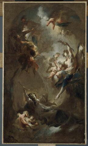 L'Apothéose de saint Jean Népomucène