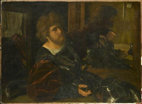 Autoportrait, dit autrefois Portrait de Gaston de Foix