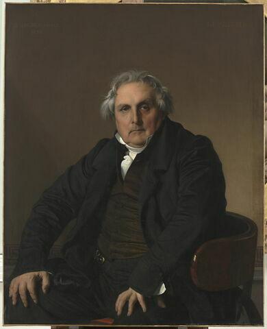 Louis-François Bertin, dit Bertin l'Aîné (1766-1841).