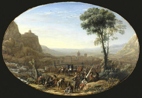 Le Pas de Suse forcé par Louis XIII (1629)