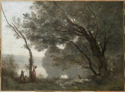 Souvenir de Mortefontaine (Oise).