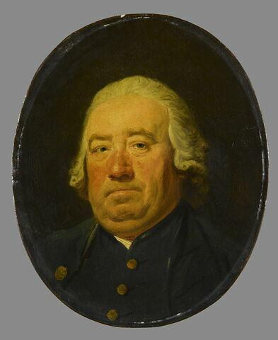 Portrait dit d'un Invalide de la marine de Greenwich