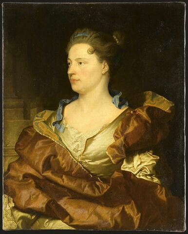 Portrait de la femme de l'artiste, Elizabeth de Gouix