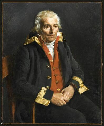 Portrait dit du père Fuzelier