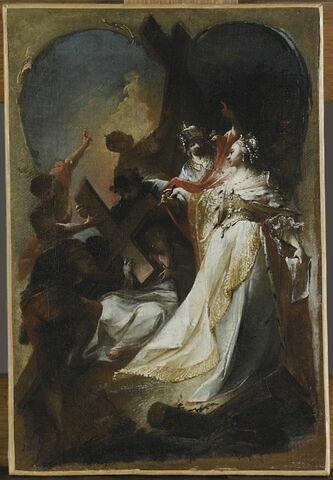 L'invention de la Vraie Croix par sainte Hélène
