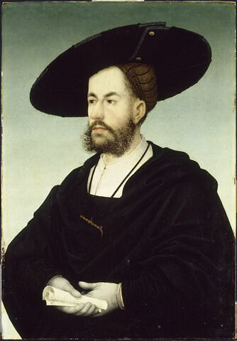 Portrait du banquier Anton Fugger (1493-1560)