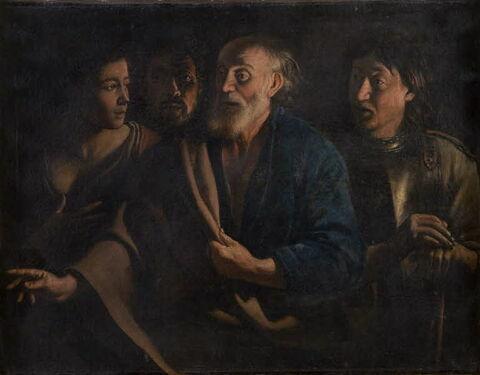 face, recto, avers, avant ; vue d'ensemble ; vue sans cadre © 2008 Musée du Louvre / Harry Bréjat