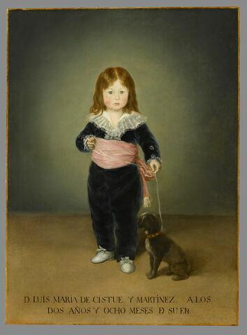 Portrait de Luis María de Cistué y Martínez (1788-1842)