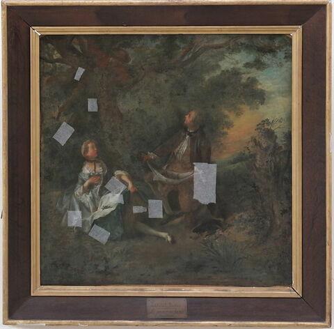 Le Poirier enchanté (conte de La Fontaine)