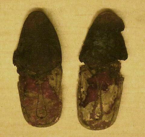 paire de chaussures ; mule