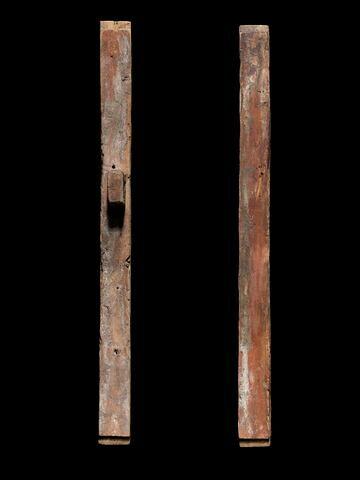 vue groupée ; vue d'ensemble ; dos, verso, revers, arrière © 2011 Musée du Louvre / Georges Poncet