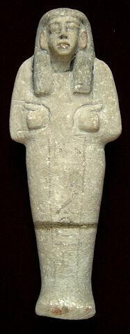 serviteur funéraire momiforme bras croisés