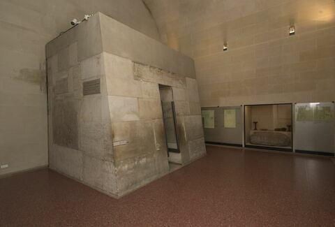 mastaba ; chapelle ; Mastaba d'Akhethétep