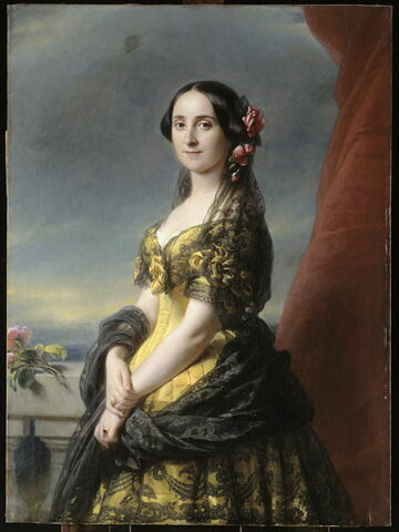 Portrait de la comtesse de Gramedo