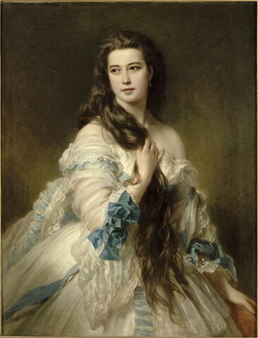 Madame Barbe de Rimsky-Korsakow, Varvara Dmitrievna Rimskaïa Korsakova (?-1878), tante du compositeur