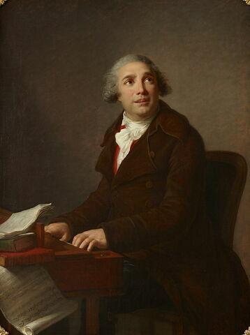 Giovanni Paisiello (1741-1816), compositeur