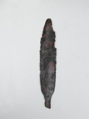 couteau à soie  ; lame de poignard