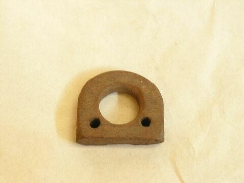 anneau ; instrument de tissage filature ou couture