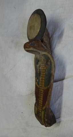 vue d'ensemble ; trois quarts gauche © 2011 Musée du Louvre / Antiquités égyptiennes
